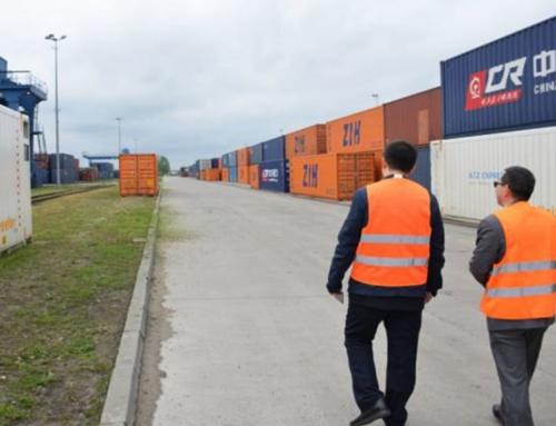 Małaszewicze Cargo Terminal to Undergo a Major Modernisation.