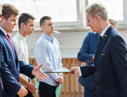 Stypendia dla uczniów – kształtowanie kadry kolejowej