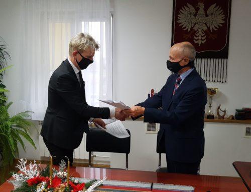 Podpisane porozumienie zGminą Zalesie